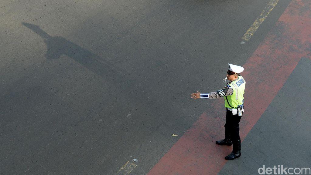 Ribuan Pengemudi Taksi Online Akan Demo, Pengalihan Arus Berlaku Situasional