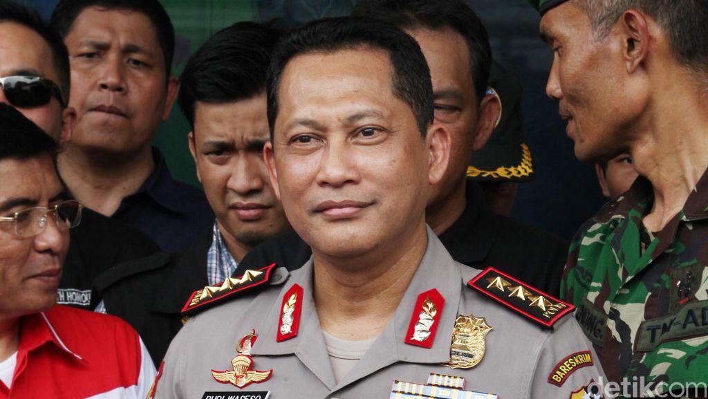 Komjen Buwas Pulangkan Kepala BNNP Maluku Utara ke Mabes Polri