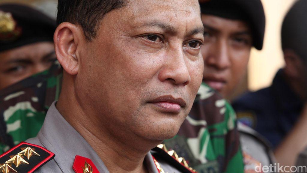 Kepala BNNP Malut Langgar SOP, Komjen Buwas: Dia Didampingi Pemandu Lagu