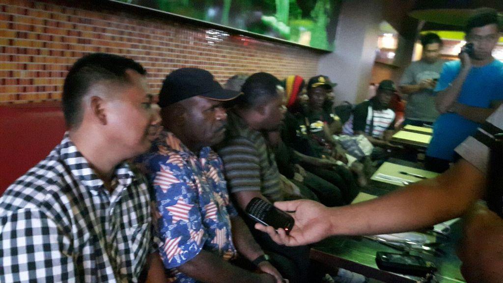 10 Eks OPM Diajak Jalan-jalan ke Jakarta, Berwisata dan Ketemu Kepala BIN