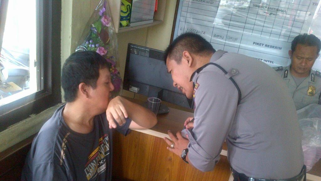 Pria di Semarang Ditangkap Karena Berusaha Curi Tas Wanita untuk Kerja