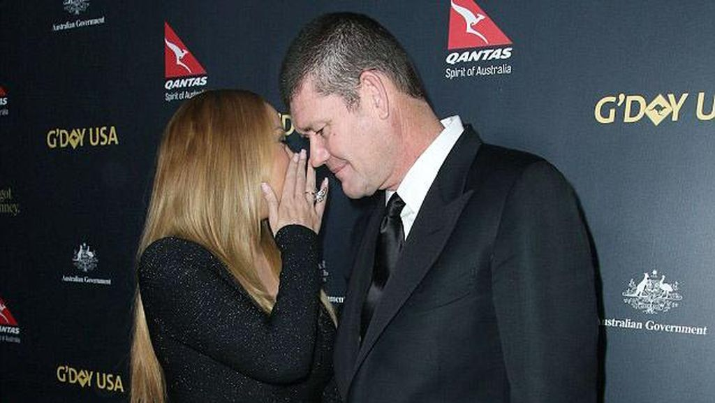 Mariah Carey dan James Packer Berencana Nikah di Karibia