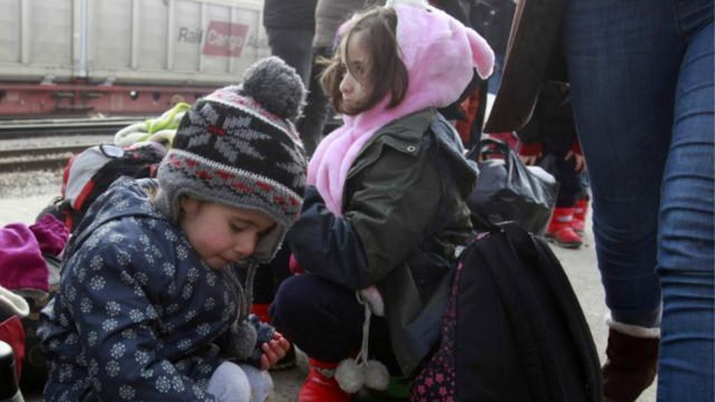 Lebih dari 10.000 Pengungsi Anak Kemungkinan Hilang Setelah Tiba di Eropa