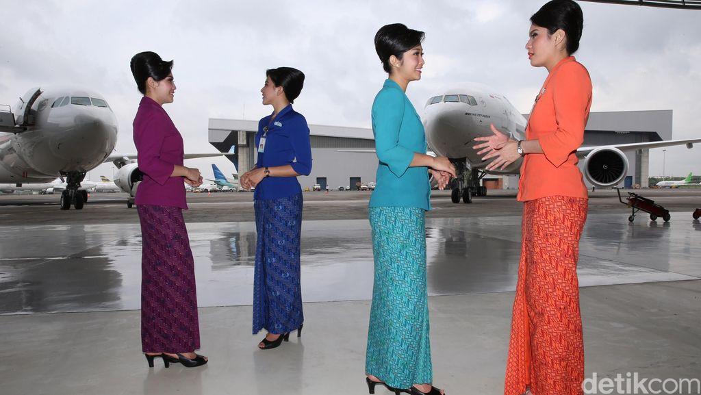 Kasus Pelecehan Pramugari, Garuda: Jangan Salah Artikan Keramahan Kami