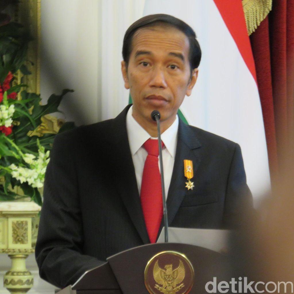 Presiden Jokowi Akan Pelajari Draft Revisi UU KPK untuk Tentukan Sikap