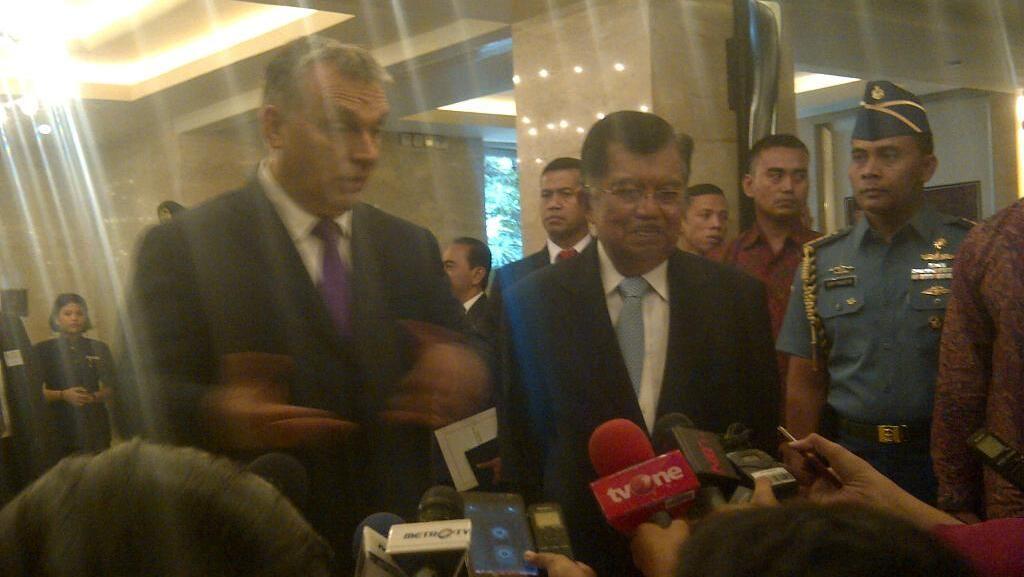 PM Victor Minta JK Yakinkan Pengusaha Indonesia Investasi di Hungaria