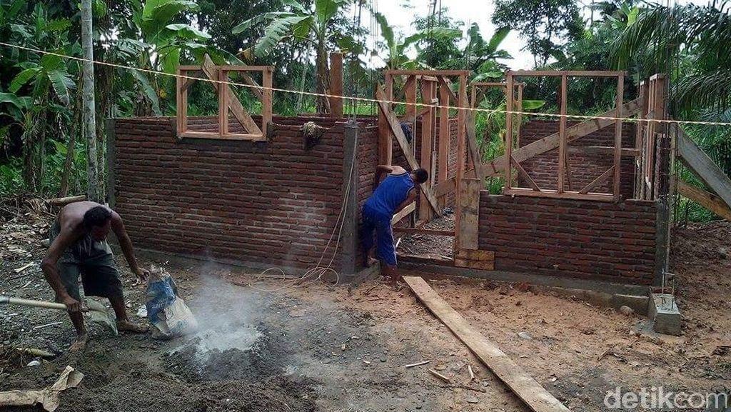Inisiasi Bedah 11 Rumah Warga Miskin, Fadhil: Ini Pancingan ke Pemerintah