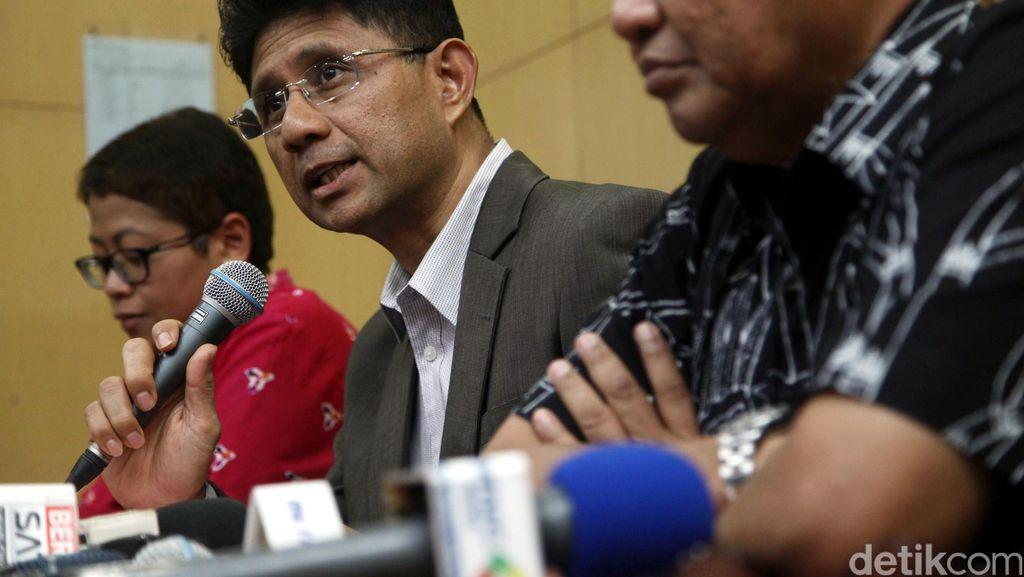ICW Apresiasi Pimpinan KPK yang Tak Mau Ikut Rapat Revisi UU di DPR