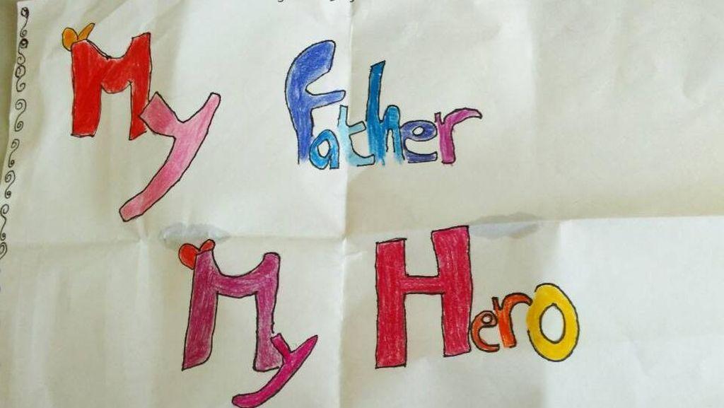 Saat Keluarga Melepas Sony Sugema: My Father, My Hero!