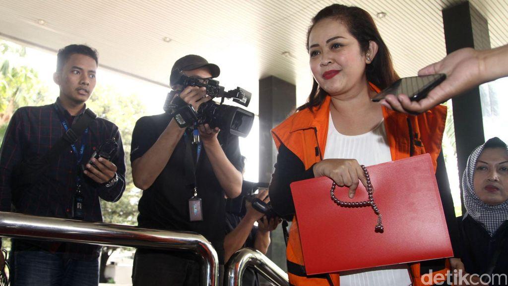 Berteman dengan Damayanti, Dessy Ikut Terima Fee dari Abdul Khoir Rp 800 Juta