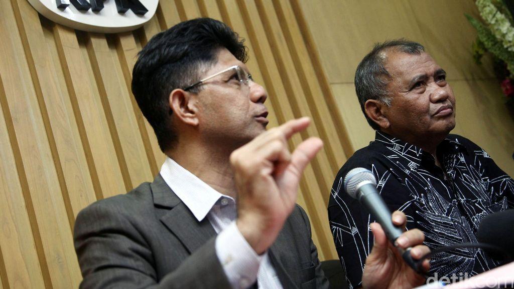KPK: Ketidakhadiran Pimpinan di Rapat DPR Bentuk Penolakan Revisi UU
