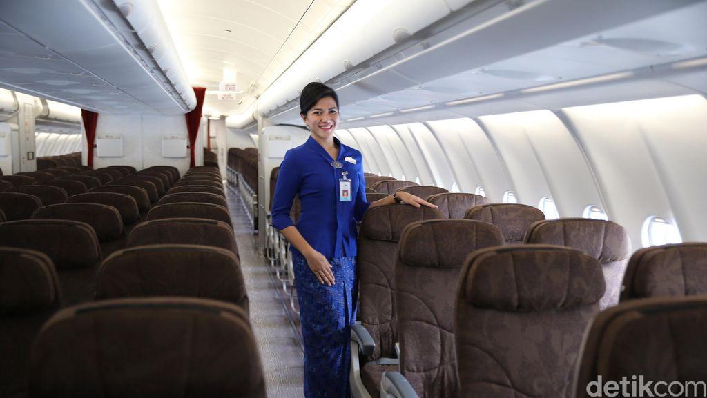 2 Penumpang Minta Maaf ke Pramugari Garuda, Kasus Pelecehan Berakhir Damai