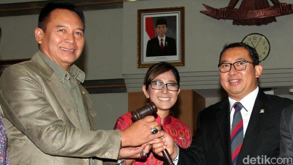 Waka Komisi I DPR Meutya Hafid: Pers Harus Semakin Terbuka dan Dewasa