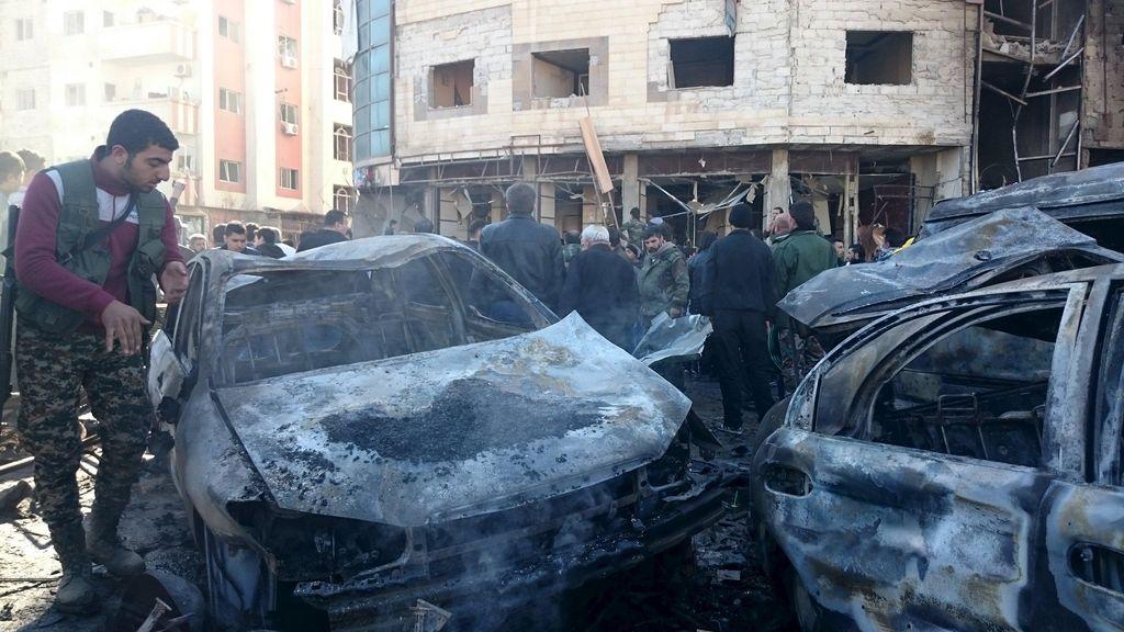 Korban Tewas Serangan Bom ISIS di Suriah Bertambah Jadi 70 Orang
