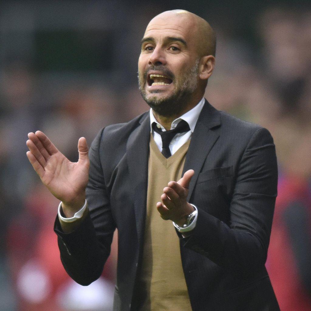 Guardiola Persembahkan Kemenangan untuk Badstuber