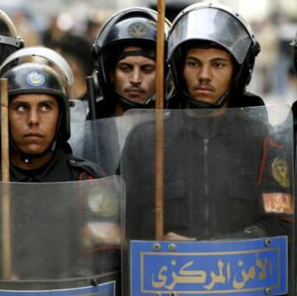 Mesir Tangkap Kartunis Pengkritik Masalah Sosial dan Presiden