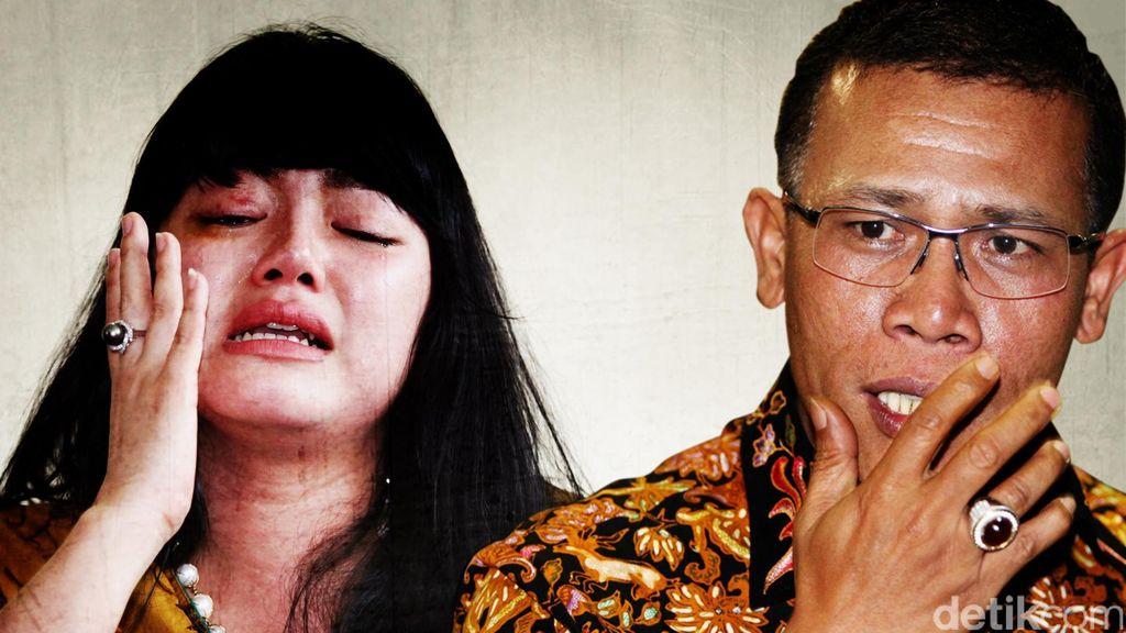 Dita Pelapor Masinton: Aku Sangat Trauma, Sekarang Fokus Pemulihan