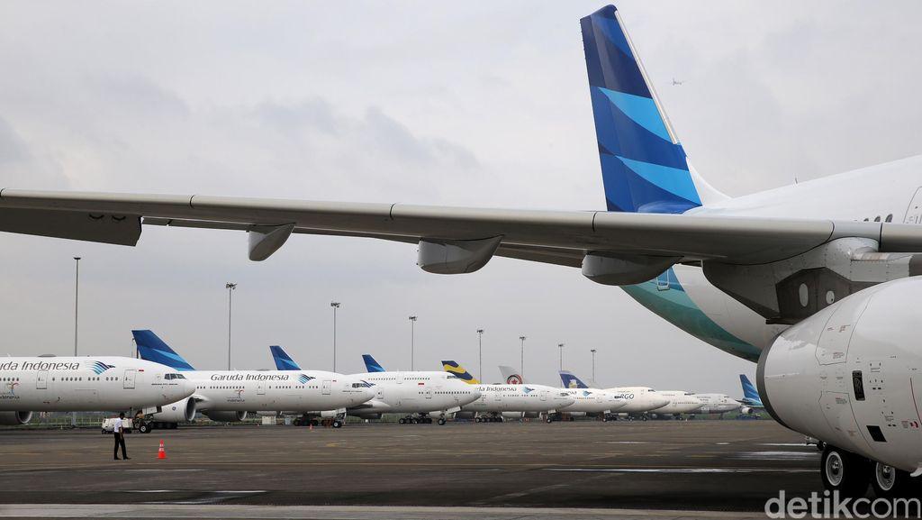 Bandara Hang Nadim Batam Kembali Dibuka Pagi Tadi