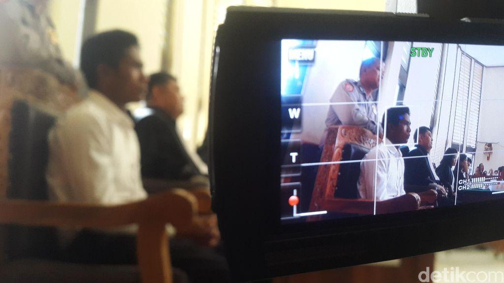 Agustinus Tae Si Pembantu Margriet Dituntut 12 Tahun Penjara