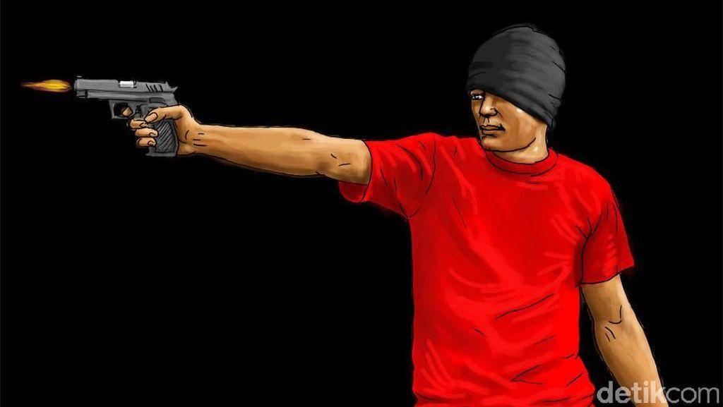 Terjadi Penembakan di Mal Amerika Serikat, 4 Orang Tewas