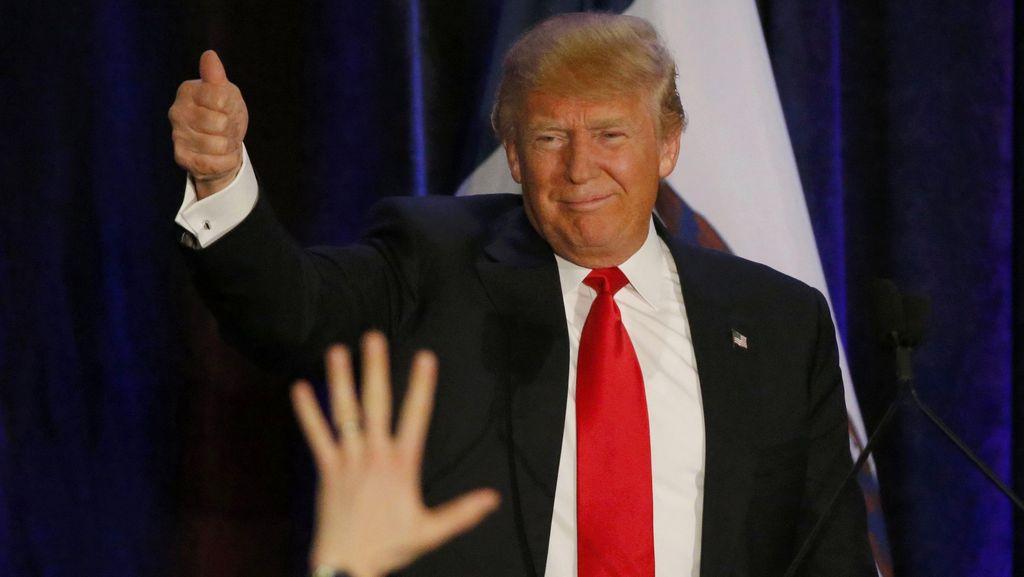 Donald Trump dan Hillary Clinton Dijagokan Menang Saat Super Tuesday