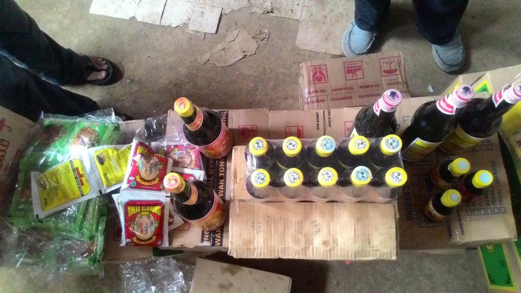 Pabrik Jamu Ilegal di Bogor, BPOM: Produknya Bisa Sebabkan Kanker