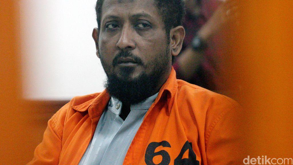 6 WNI yang Ikut ISIS Dituntut 5-8 Tahun Penjara