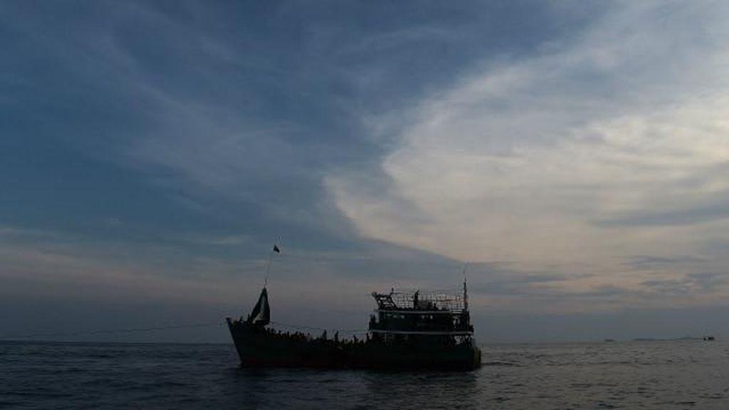 Penggerebekan Industri Hasil Laut Thailand, 100 Orang Ditangkap