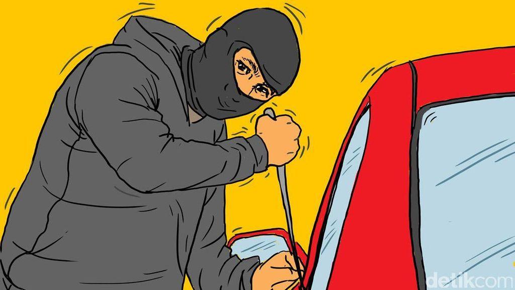 Mobil Diplomatik Dicuri di Depan Kantor Konjen RI di New York