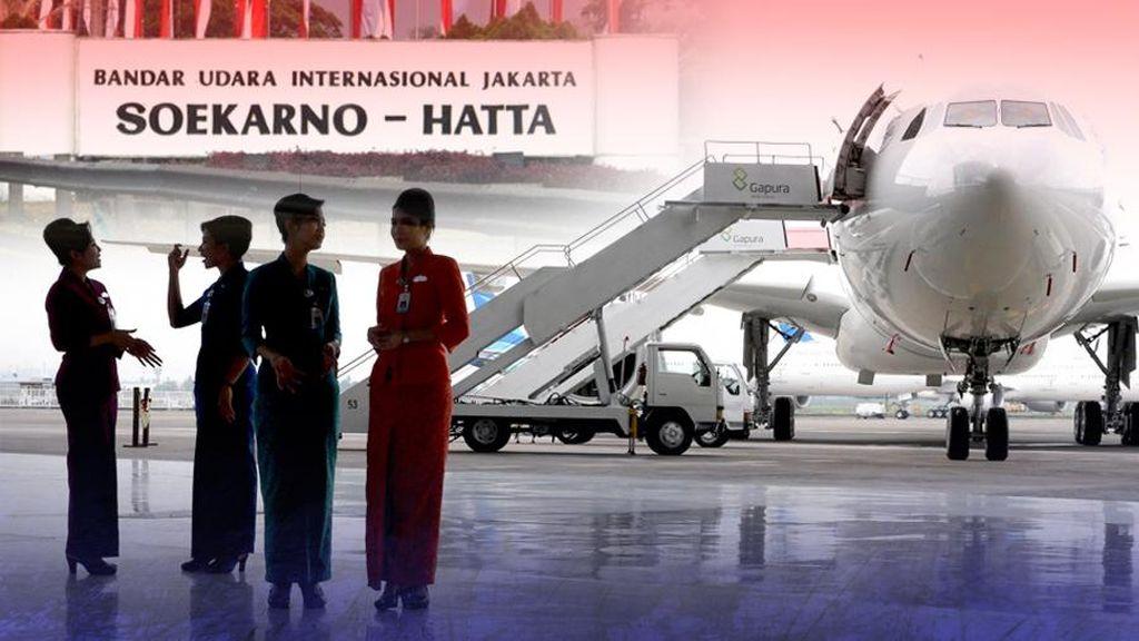 Maskapai Dunia Juga Diimbau Sebut Bandara Soekarno-Hatta di Tangerang Banten