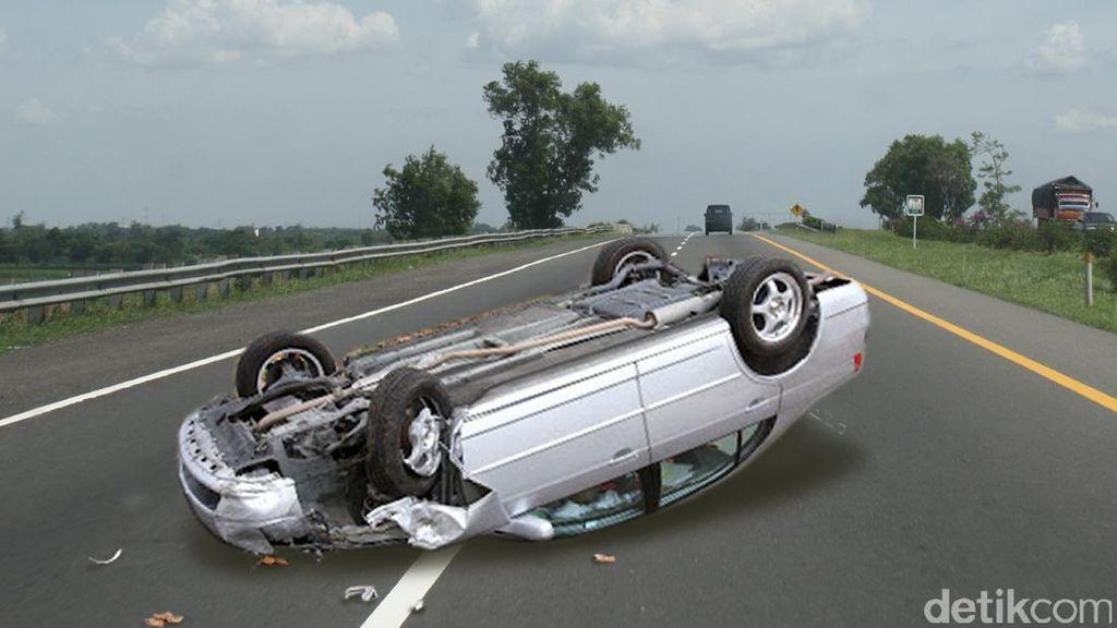 Imbas Kecelakaan 3 Kendaraan di Tol JORR, Macet 3 Km Arah Pondok Indah