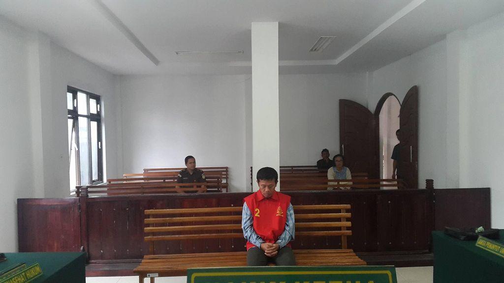 Keponakan yang Bunuh Paman dan Bibi di Sumut Dihukum 20 Tahun Penjara