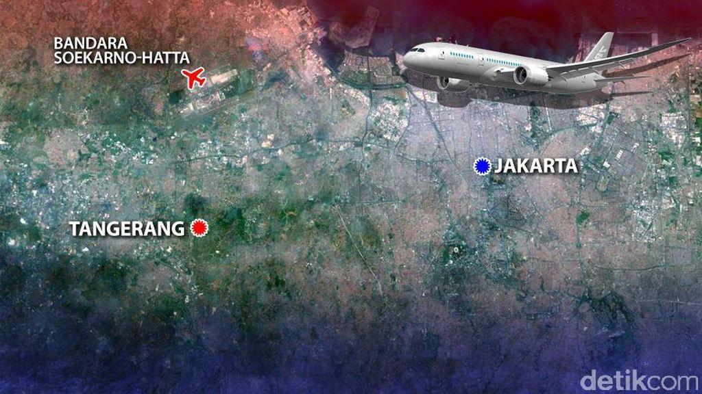Wali Kota Tangerang Sempat Usul Kode Bandara Soekarno-Hatta Diubah Jadi TNG