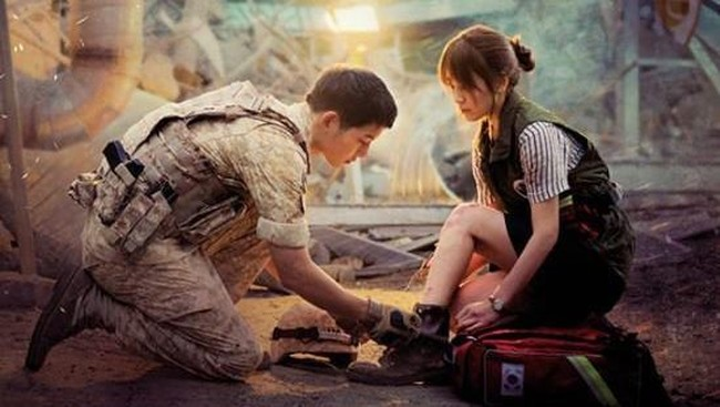 Descendants of the Sun Episode 10: Serangan Virus Mematikan
