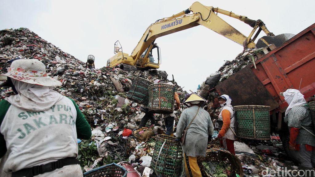 Warga Bantargebang: Pendemo Tolak Sampah Jakarta Bukan Warga Sini