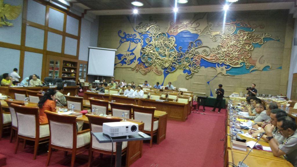 Bahas Revisi UU KPK, Baleg DPR Undang Prof Andi Hamzah dan Romli