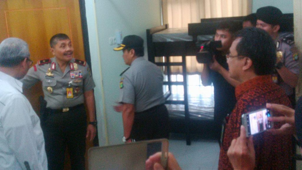 Rusun Sekolah Polisi di Lido Diresmikan, Calon Tamtama Tak Lagi Harus Ngekos