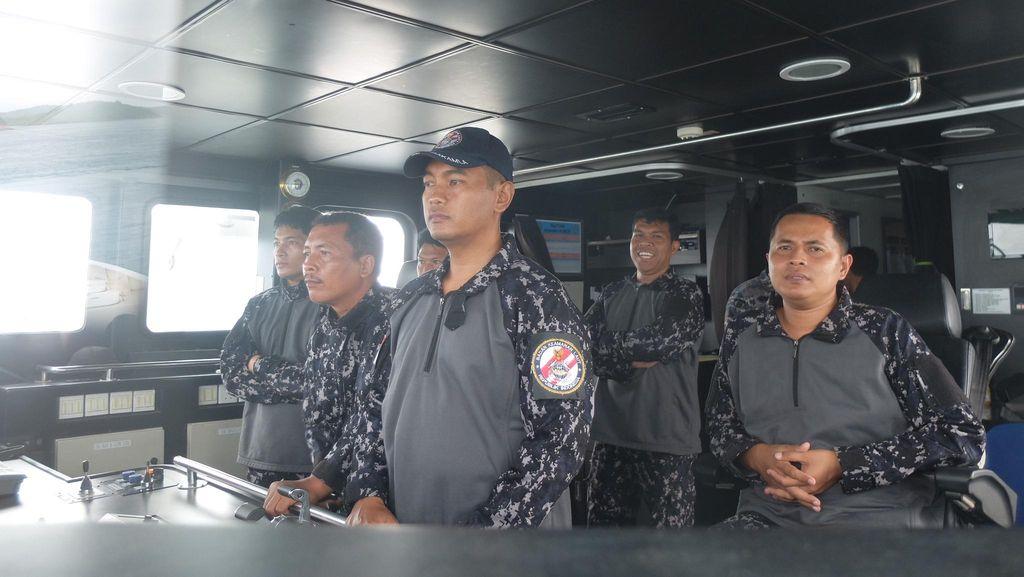 Begini Indikasi Praktik Penyelundupan di Wilayah Laut NKRI