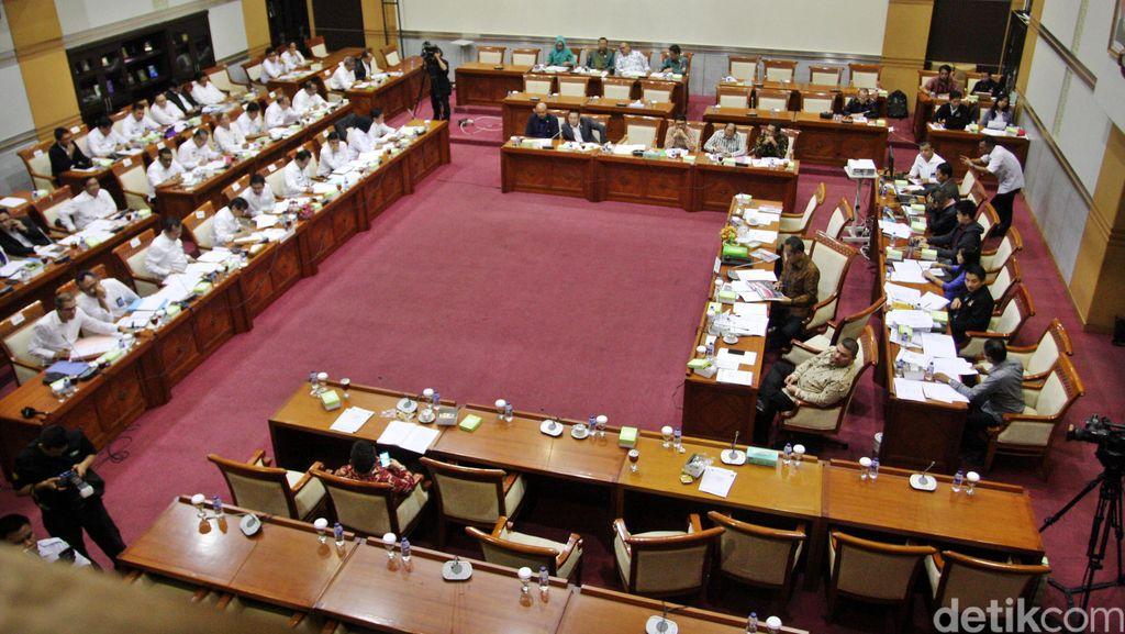 Banyak yang Tak Jelas di Revisi UU KPK, Gerindra Tegas Menolak