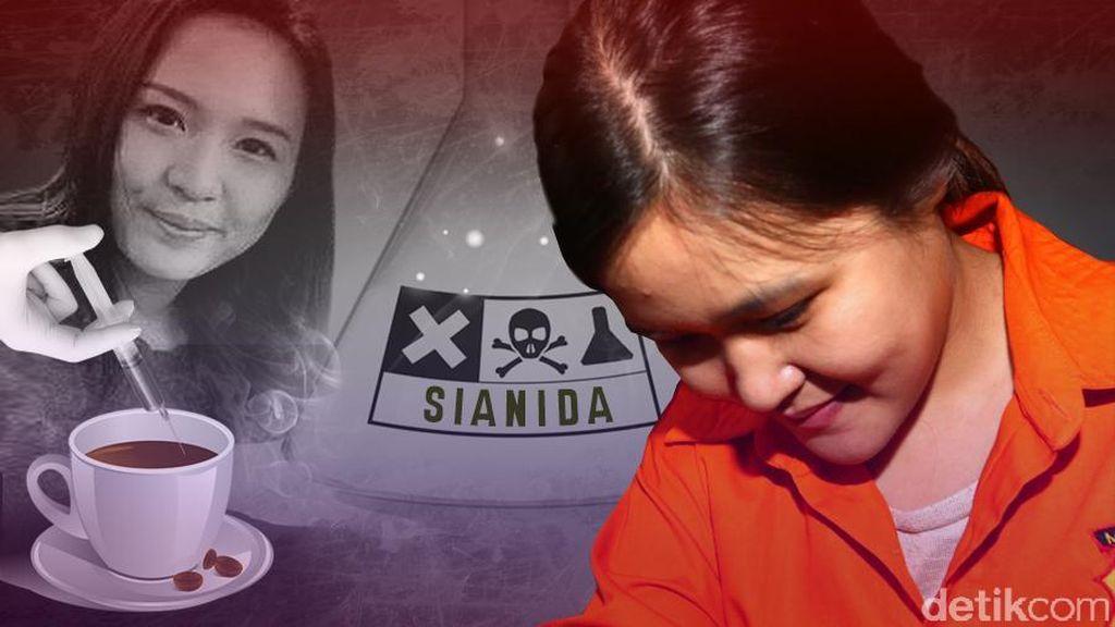 Kisah Pelik Jessica dan Mirna, Dulu Sahabat Kini Jadi Musuh