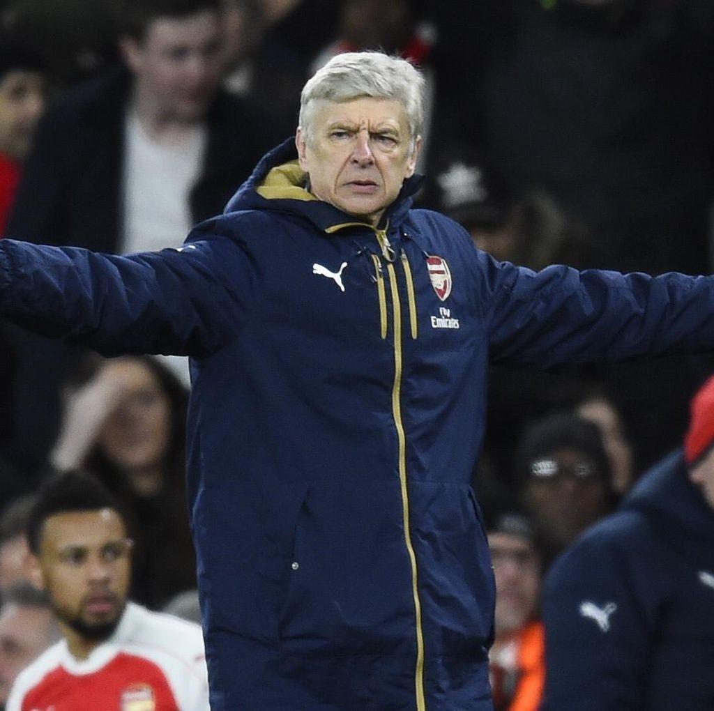 Arsenal dalam Misi Perburuan Kemenangan Pertama