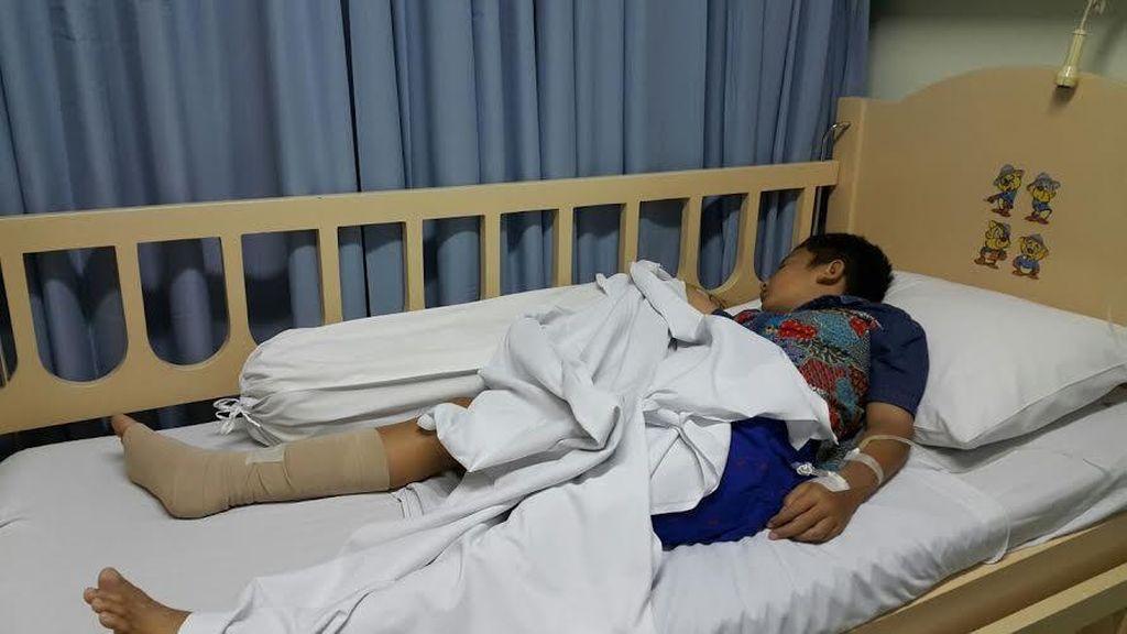 Bocah Berusia 8 Tahun Ditembak Begal di Bekasi