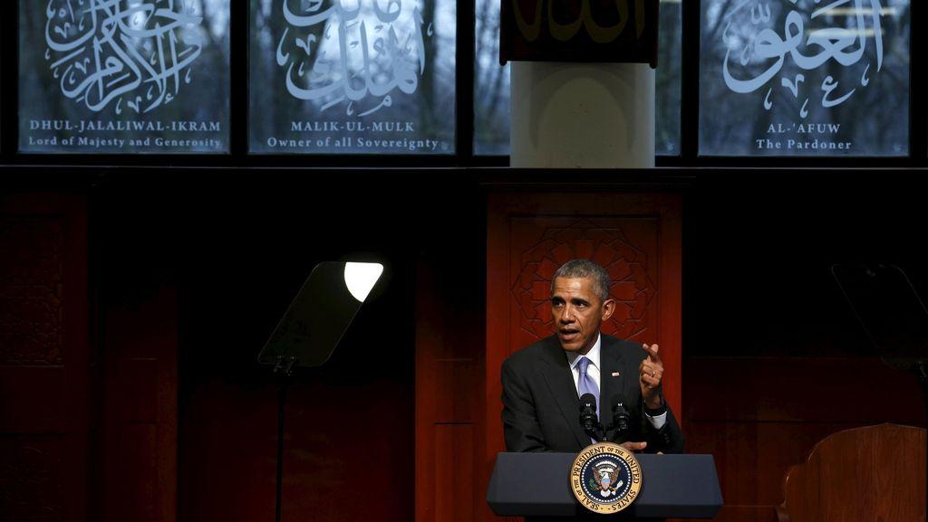 Obama: Serangan pada Islam Berarti Serangan pada Semua Agama