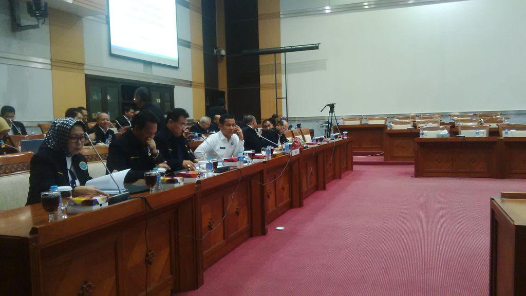 Sambangi DPR, Buwas Rapat Dengan Komisi III Bahas Pemberantasan Narkoba