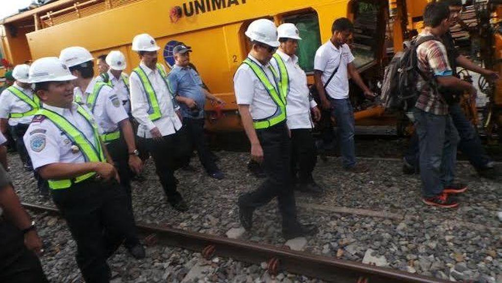 Pemda Sumut Sambut Baik Pengaktifan Kembali Jalur Kereta Binjai-Besitang