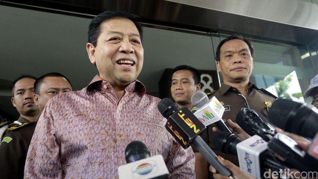 Novanto Bantah Rekaman, Jampidsus: Kami Sudah Periksa Saksi dan Ahli