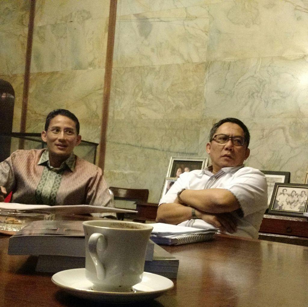 PDIP: Pengunduran Diri Boy Sadikin Bukan Karena Pilgub DKI 2017