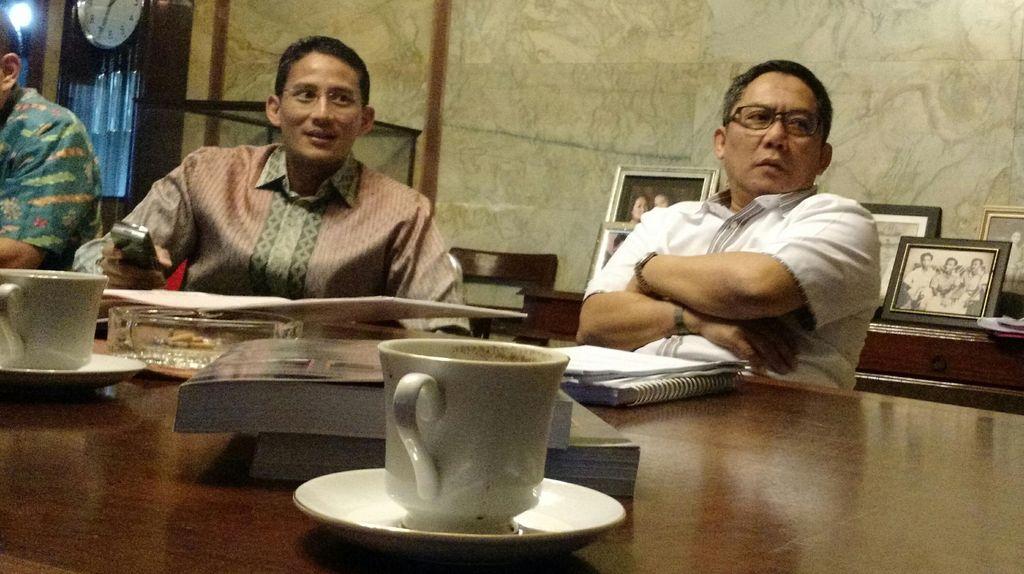 Usai Mundur dari PDIP DKI, Boy Sadikin Diundang Gerindra Jadi Cagub DKI