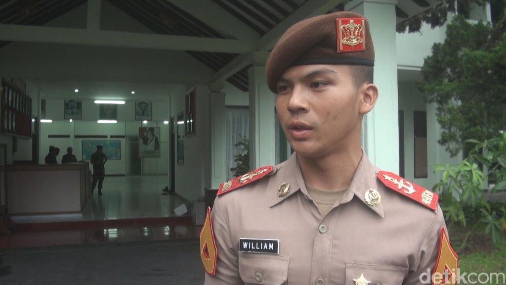 Pilihan Berbeda Kopral William, Taruna Akademi TNI dari Etnis Tionghoa
