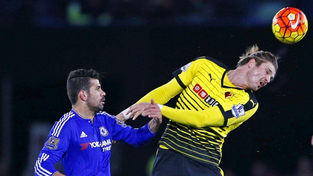 Chelsea Diredam Watford Tanpa Gol